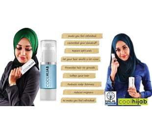 Cool Hijab Hair Serum