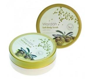 Soft Scrub with Olive - 240ml