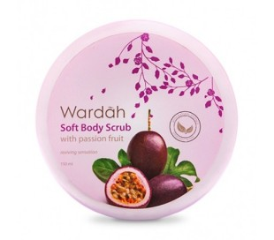 Soft Body Scrub - Passion Fruit 240ml