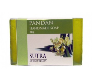 SUTRA Pandan Handmade Soap