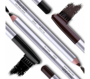 WARDAH Eyebrow Pencil - Brown