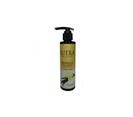 SUTRA Aromatheraphy Vanilla Shower Gel