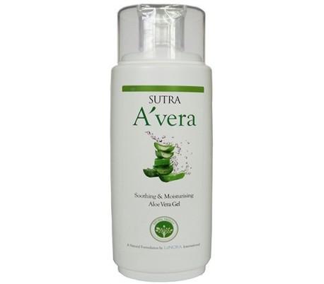 SUTRA A'vera Soothing & Moisturizing Gel (aloe vera gel)