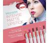 Wardah Intense Matte Lipstick 01 - Socialite Peach