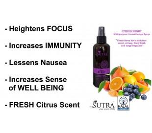 SUTRA Multipurpose Spray Citrus Berry