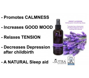 SUTRA Multipurpose Spray Lavender