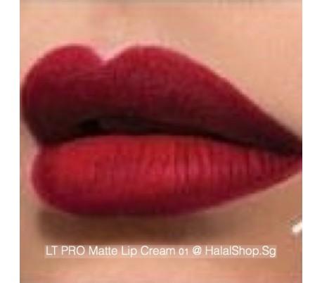 LT Pro Long Lasting Matte Lip Cream 01
