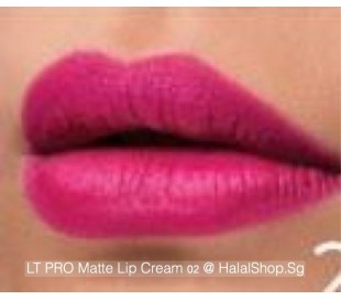 LT Pro Long Lasting Matte Lip Cream 02