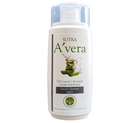 SUTRA A'vera Facial Cleanser (For Men)