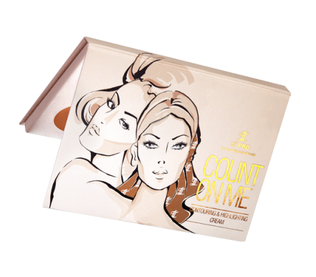 LT Pro COUNT ON ME Contouring & Highlighting Cream
