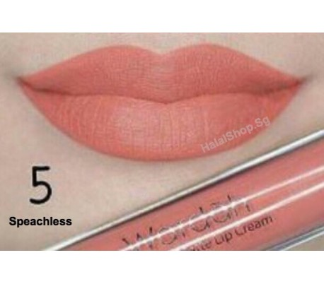 Exclusive Matte Lip Cream 05 Speachless