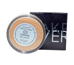MAKEOVER SilkySmooth Translucent Powder 03 Champagne