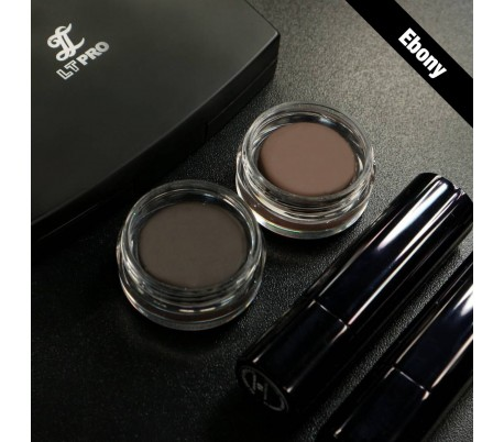 LT Pro Dual Lasting Brow Cream - Ebony