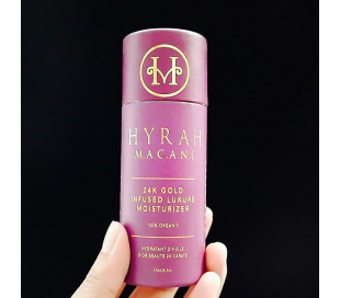 Hyrah M.A.G.A.N.I 24K Gold Infused Luxure Moisturizer
