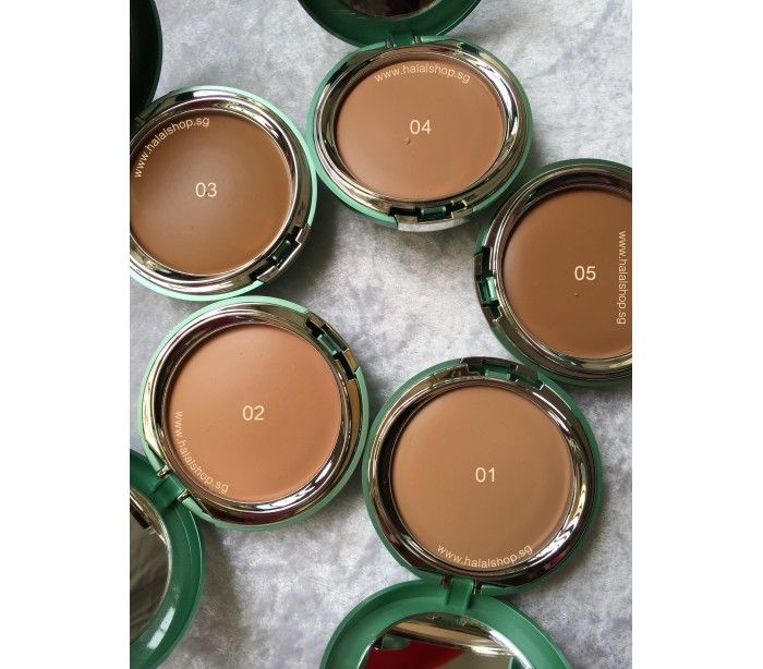 Halal Cosmetics Singapore - WARDAH Exclusive Creamy ...