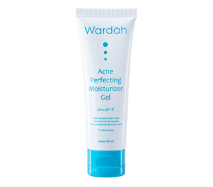Wardah Acne Perfecting Moisturizer Gel SPF 30