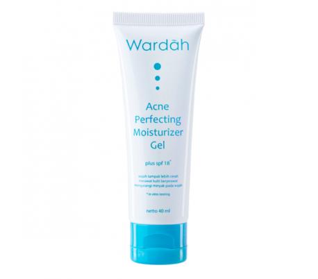 Wardah Acne Perfecting Moisturizer Gel SPF 30