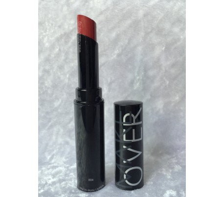 Ultra Hi-Matte Lipstick 04 Red Heatwave