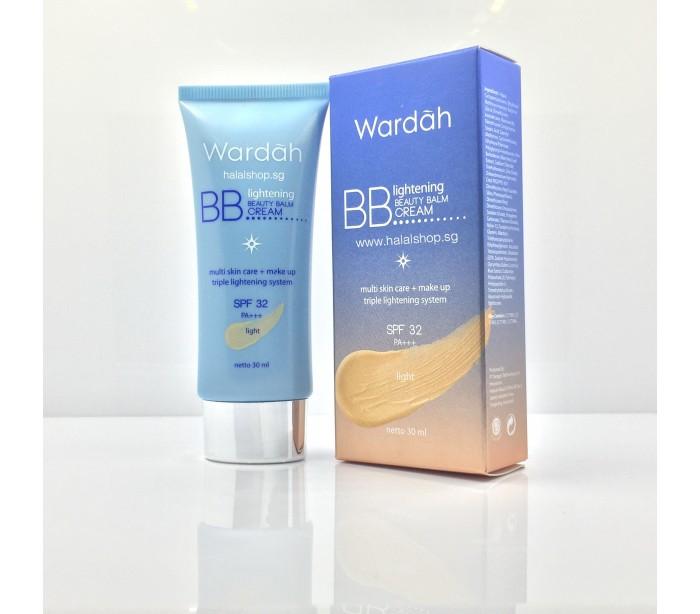 Halal Cosmetics Singapore - WARDAH Lightening Beauty Balm