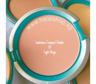 Everyday Luminous Compact Powder - 01 Light Beige