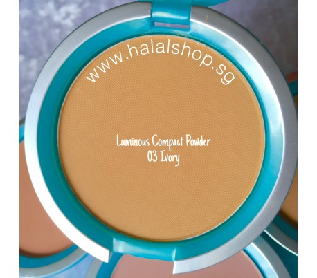 Everydah Luminous Compact Powder - 03 Ivory