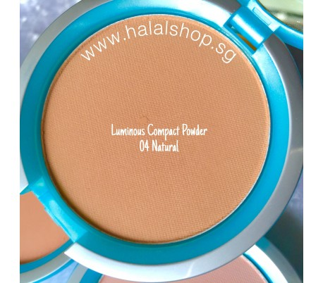 Everyday Luminous Compact Powder - 04 Natural