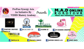 10-16 Oct 2016 - MAD Roadtour @ Tampines Bus Interchange