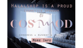 We are a proud Sponsor for Cosmmod 2017