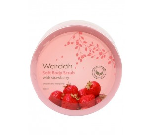 Soft Body Scrub - Strawberry 150ml