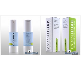 (Old packaging) COOLHIJAB Hair Serum - 30ml (Discontinued)