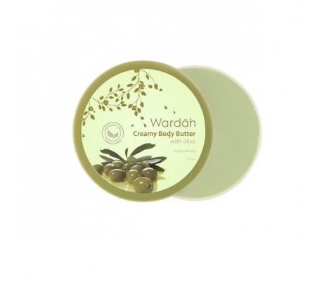 Body Butter- Olive