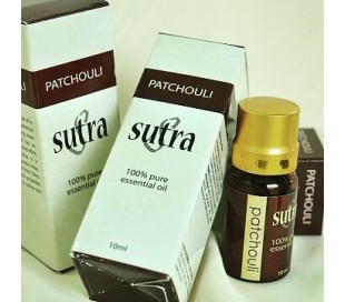 SUTRA Patchouli Oil - Pure Essential Oil