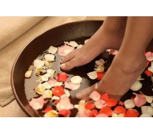 SUTRA Energizing Salts - Foot Bath