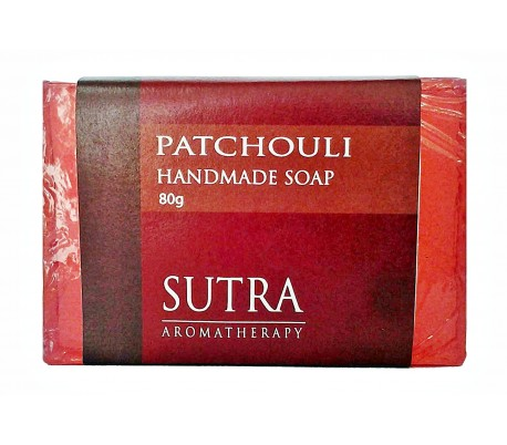 SUTRA Patchouli Handmade Soap