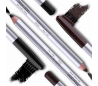 WARDAH Eyebrow Pencil - Black