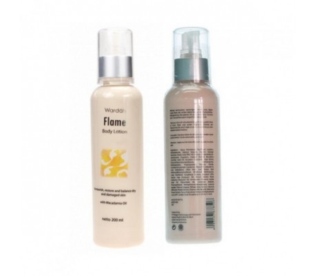 Body Lotion 200ml - Flame
