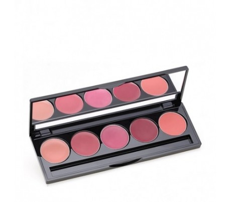 MakeOver Lip Colour Palette - Peplum Pink