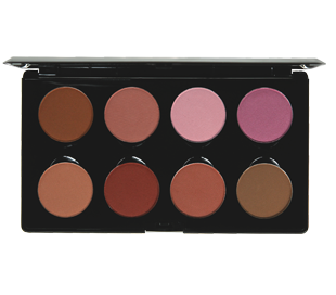 MakeOver Perfect Shade Blush On Palette