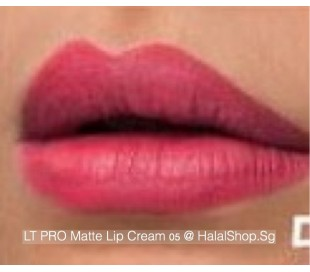 LT Pro Long Lasting Matte Lip Cream 05 ...