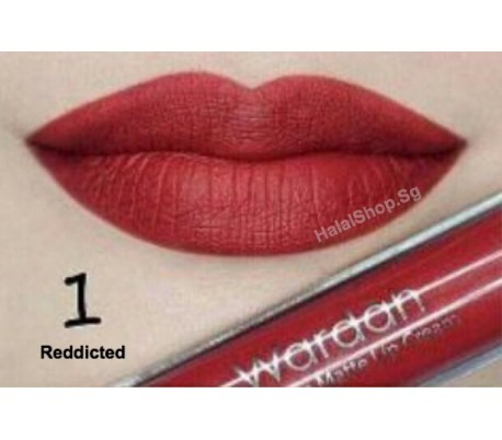 Exclusive Matte Lip Cream 01 Reddicted