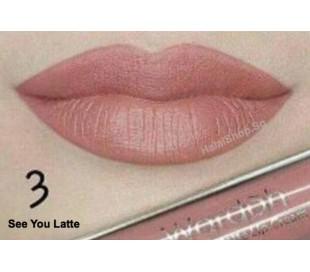 Exclusive Matte Lip Cream 03 See You Latte