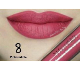 Exclusive Matte Lip Cream 08 Pinkcredible