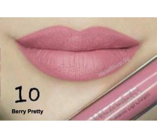 Exclusive Matte Lip Cream 10 Berry Pretty