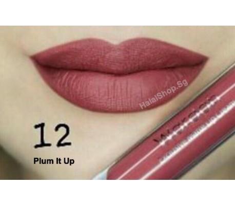 Exclusive Matte Lip Cream 12 Plum It Up