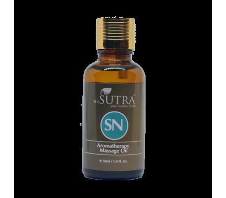 SUTRA Therapeutic Massage Oil - SINUSITIS