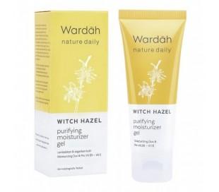 Wardah Witch Hazel Purifying Moisturizer Gel, 40 ml