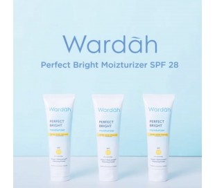Wardah Perfect Bright Lightening Moisturizer - 20 ml