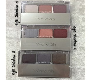 WARDAH Eye Shadow D