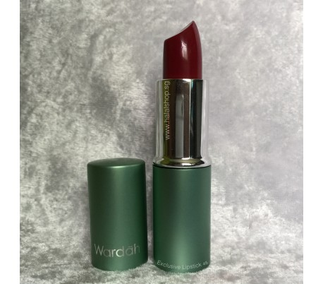 Exclusive Lipstick 45 Maroon Style