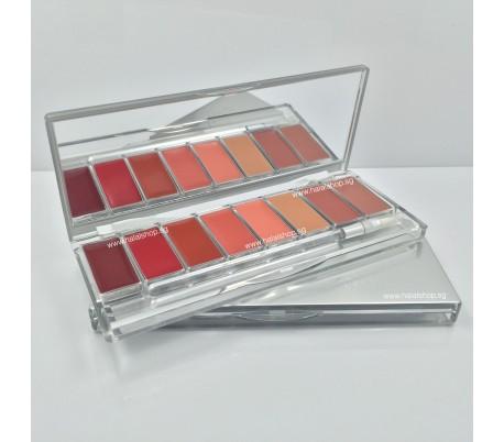 Lip Palette- Chocoaholic